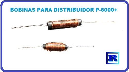 BOBINAS DE PARA DISTRIBUIDOR P-5000