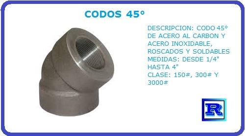 CODOS 45