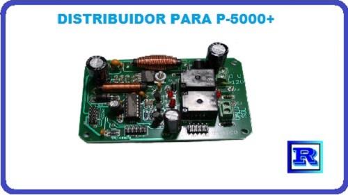 DISTRIBUIDOR PARA P5000