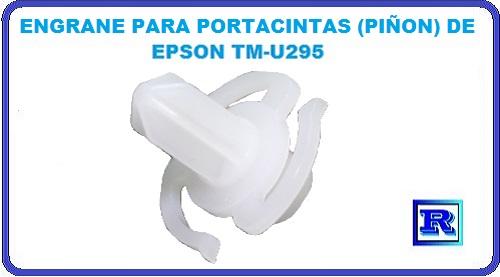 ENGRANE PARA PORTACINTAS PIÑON