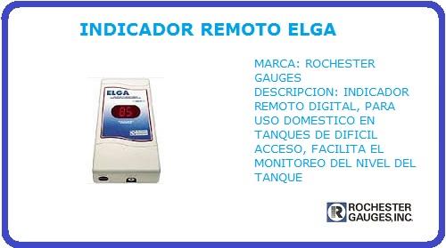 INDICADOR REMOTO ELGA