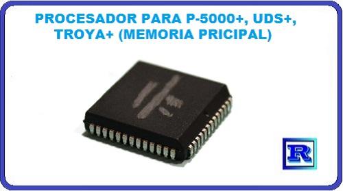 MEMORIA PARA P-5000