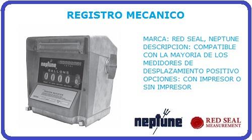 REGISTRO MECANICO