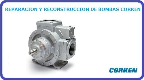 REPARACION Y RECONSTRUCCION DE BOMBAS CORKEN