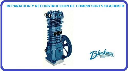 REPARACION Y RECONSTRUCCION DE COMPRESORES BLACKMER