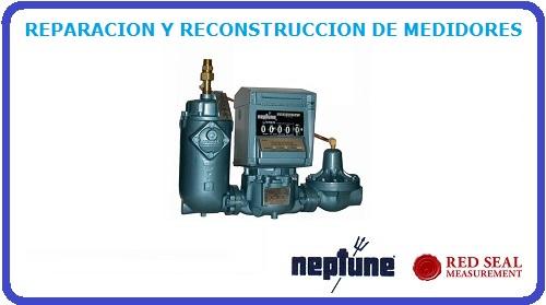 REPARACION Y RECONSTRUCCION DE MEDIDORES