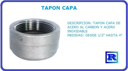 TAPON CAPA