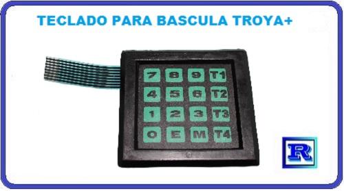 TECLADO TROYA
